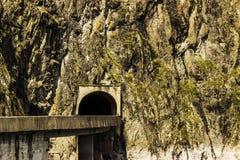 Caverne de montagne Image libre de droits