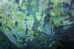 Caverne de mur Photo libre de droits
