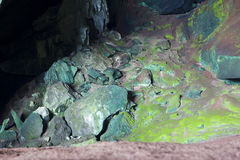 Caverne de Niah Photographie stock