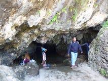 Caverne de Pancur Photographie stock