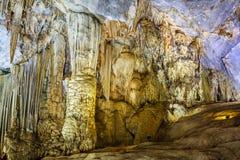 Caverne de paradis chez Dong Hoi, Quang Binh image libre de droits
