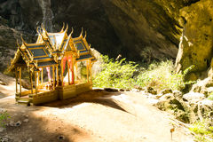 Caverne de Phraya Nakhon, Khao Sam Roi Yot photos libres de droits
