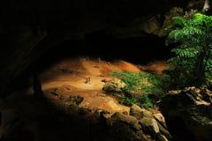 Caverne de Phraya Nakhon, Khao Sam Roi Yot National Park, Thaïlande images libres de droits