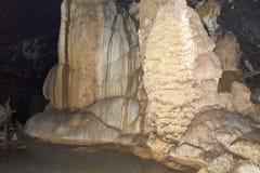 Caverne de Phu Pha Phet Images libres de droits
