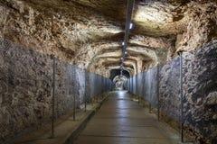 Caverne de PROMETHEUS, Kutaisi photo libre de droits