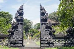 Caverne de Pura Goa Lawah Temple Bat dans Bali, Indonésie photographie stock