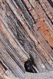 Caverne de roche Photographie stock libre de droits