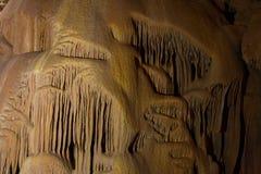 Caverne de stalactite Image stock
