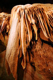 Caverne de stalactite Images stock