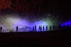 Caverne de surprise, Vietnam photo libre de droits