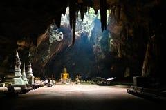 Caverne de temple Images libres de droits