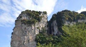 Caverne di Batu Immagine Stock Libera da Diritti