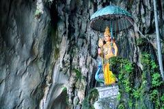 Caverne di Batu, Kuala Lumpur, Malesia Fotografia Stock Libera da Diritti