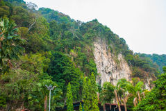 Caverne di Batu Kuala Lumpur, Malesia Fotografie Stock