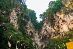 Caverne di Batu Kuala Lumpur, Malesia Fotografia Stock Libera da Diritti