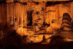Caverne di Cango - Sudafrica Fotografia Stock Libera da Diritti