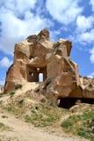 Caverne di Cappadocia Immagine Stock