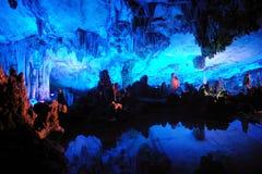 Caverne elettriche Immagini Stock Libere da Diritti