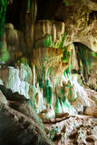 Caverne en Thaïlande Image libre de droits