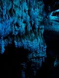 Caverne géorgienne de Prometey Photo libre de droits