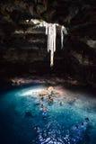 Caverne mexicaine Photos stock