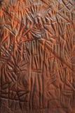 Caverne-Pétroglyphe d'Edakkal Image libre de droits