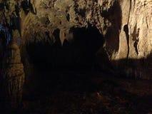 Caverne pour l'étude Photos libres de droits