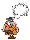 Caverne woman-100 Illustration de Vecteur