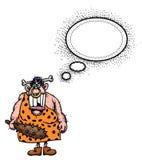 Caverne woman-100 Illustration Libre de Droits