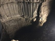 cavernes Image libre de droits