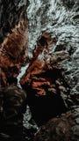 Cavernes dans Nainital, Uttarakhand, Inde photographie stock