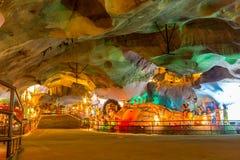 Cavernes de Batu Photos libres de droits