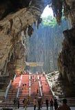 Cavernes de Batu en Kuala Lumpur photographie stock