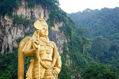 Cavernes de Batu, Kuala Lumpur Images stock