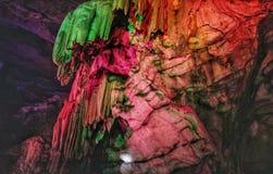 Cavernes de Borra photographie stock libre de droits