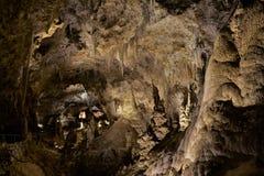 Cavernes de Carlsbad Images stock