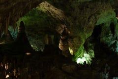 cavernes de carlsbad Photo libre de droits