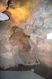 Cavernes de gorge de cheddar Photographie stock libre de droits
