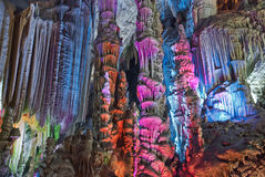 Cavernes de Karst Photos libres de droits