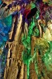 Cavernes de Karst Photographie stock