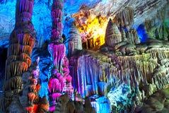 Cavernes de Karst Images libres de droits