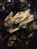 Cavernes de Nerja, Espagne Images libres de droits