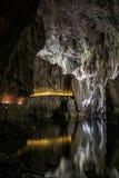 Cavernes de Skocjan, site d'héritage naturel en Slovénie image stock