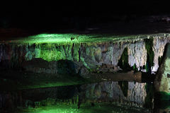 Cavernes de Sudwala Photographie stock libre de droits
