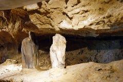 Cavernes de vent du Bornéo. Photographie stock libre de droits