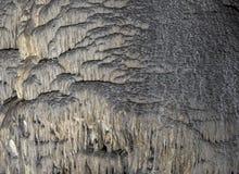 Cavernes et formations de caverne dans le canyon de la rivière à côté de Bor images libres de droits