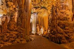 cavernes luray Image stock