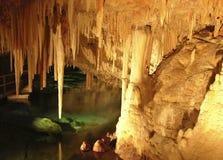 Cavernes mystiques Photos libres de droits