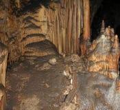 Caverns Левиса & Clark, Монтана Стоковое фото RF