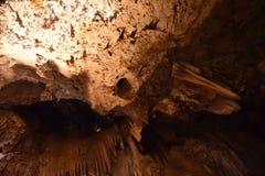 Caverns озера Shasta, Калифорния Стоковые Фотографии RF